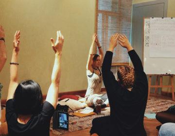 27 октября. Vocal Yoga. Курс для Продвинутых #17