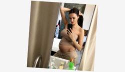 Уход за кожей в беременность и после: советы Керр, Пэлтроу…