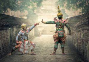 Необычные виды боевых искусств